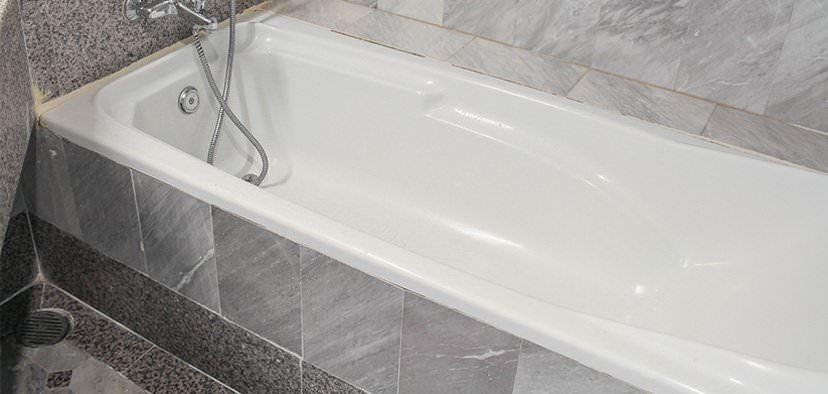 Make Your Old Bathtub Look Like A New Tub With Bathtub