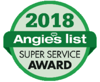 Angies List - Super Service Award 2018
